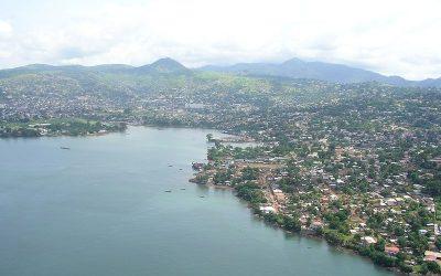 Stolica Sierra Leone