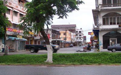 Stolica Gujany