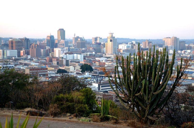 Stolica Zimbabwe