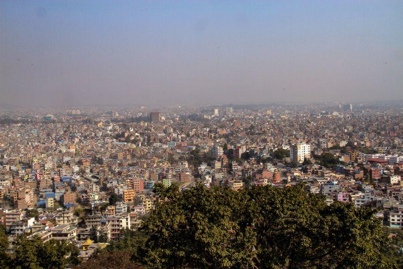 Stolica Nepalu