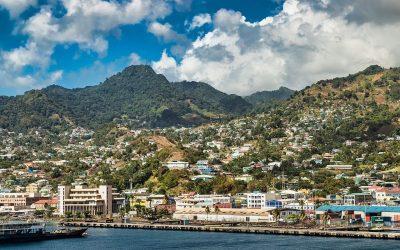 Stolica Saint Vincent i Grenady