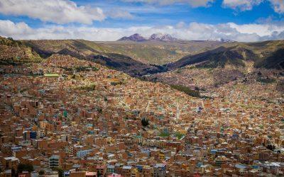 Stolica Boliwii