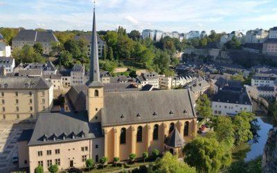 Stolica Luksemburgu