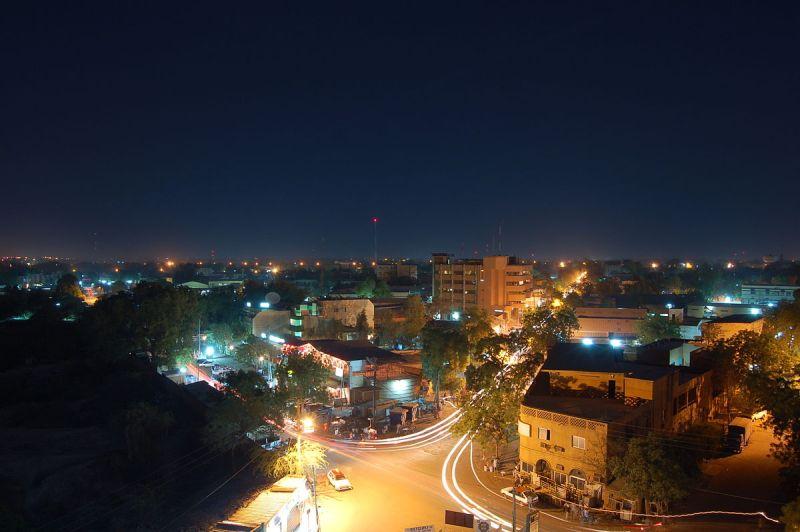 Stolica Nigru