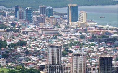 10 najmniejszych stolic w Ameryce Południowej według populacji