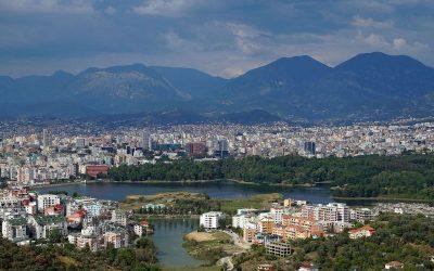 Stolica Albanii