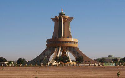 Stolica Burkina Faso