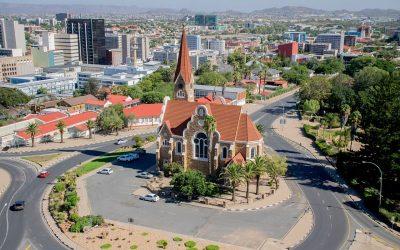 Stolica Namibii