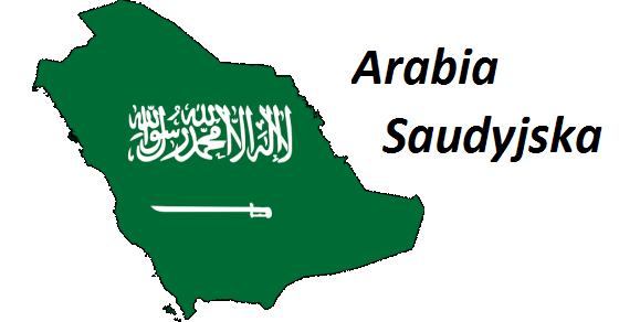 Arabia Saudyjska grafika