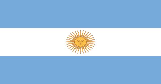Argentyna grafika