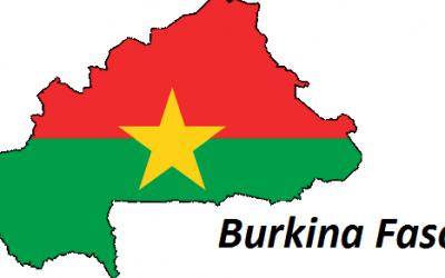 Burkina Faso geografia