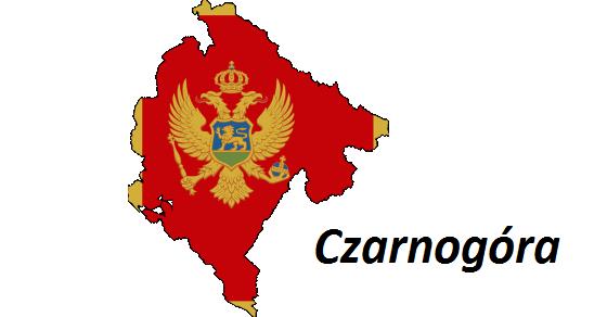 Czarnogóra geografia