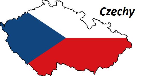Czechy geografia