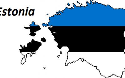 Estonia geografia