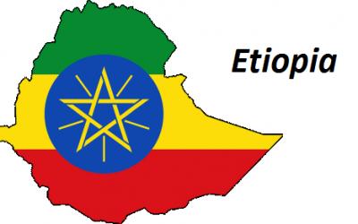 Etiopia geografia