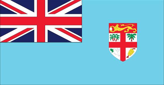 Fidżi geografia