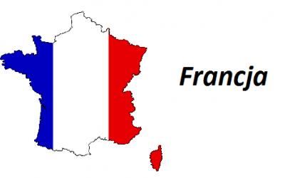 Francja geografia