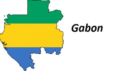 Gabon geografia