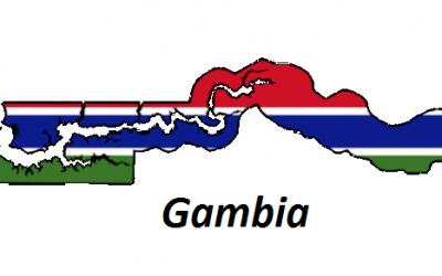 Gambia geografia
