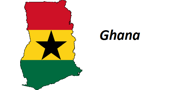 Ghana geografia