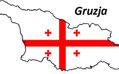 Gruzja geografia