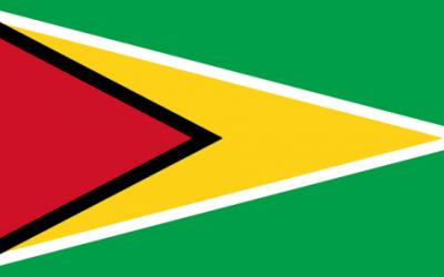 Gujana geografia