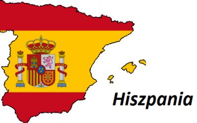 Hiszpania geografia