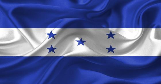 Honduras grafika