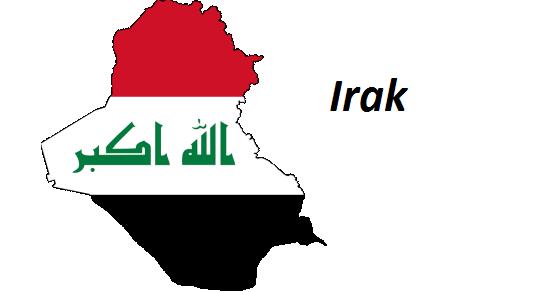 Irak geografia