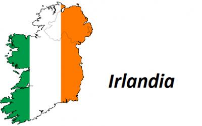 Irlandia geografia