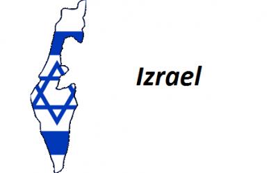 Izrael geografia