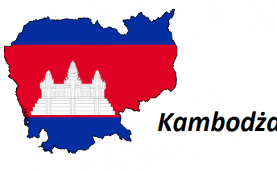 Kambodża geografia
