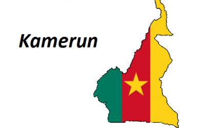 Kamerun geografia