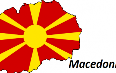 Macedonia geografia