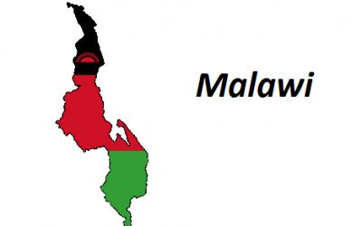 Malawi geografia