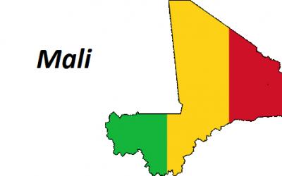 Mali geografia