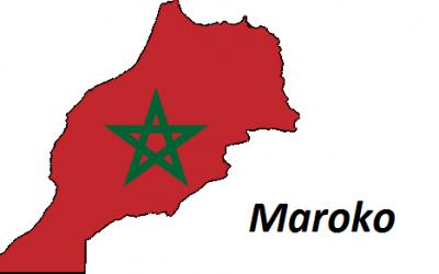 Maroko geografia