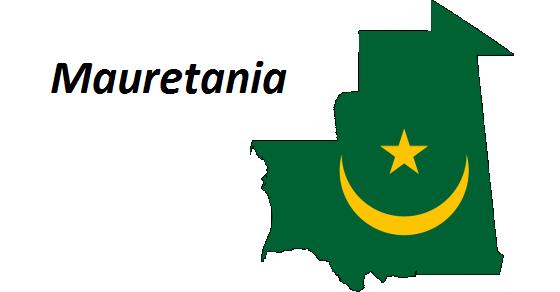 Mauretania geografia