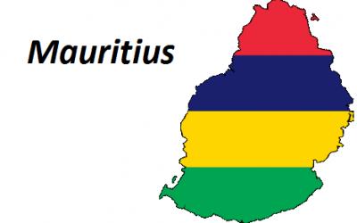 Mauritius geografia