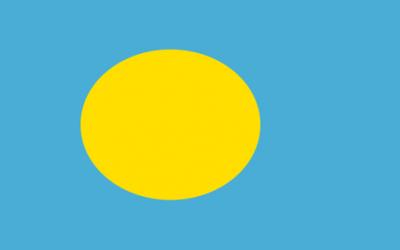 Palau rekordy