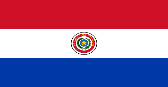 Paragwaj rekordy