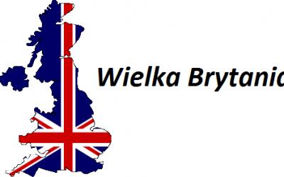 Wielka Brytania – TOP 10