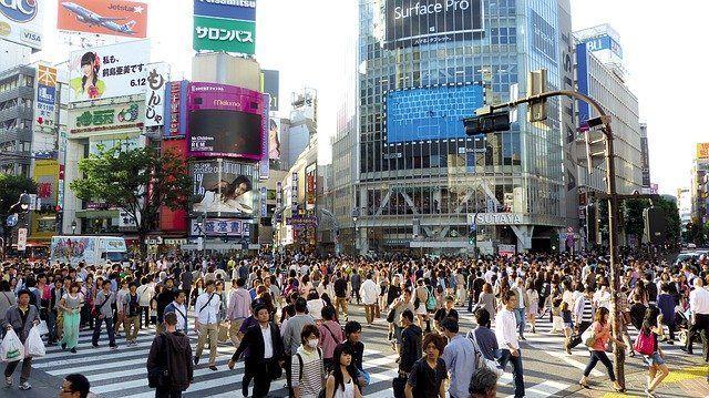 Gęstość zaludnienia