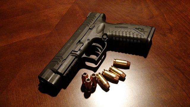 Posiadanie broni palnej