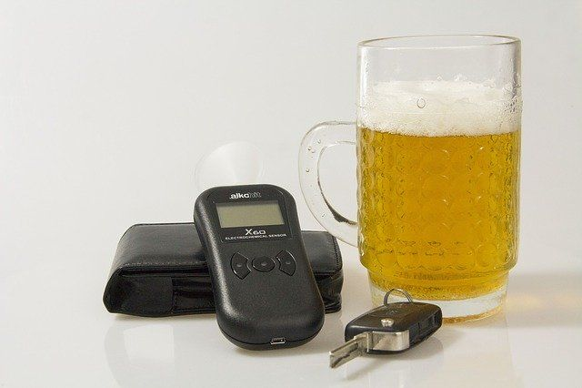 Jazda pod alkoholu