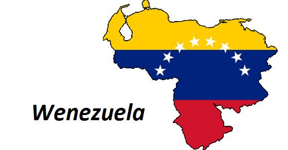 Wenezuela grafika