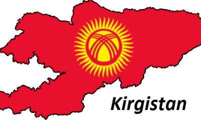 Kirgistan geografia