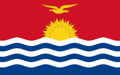 Kiribati geografia