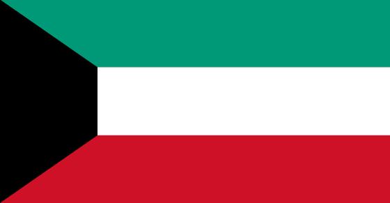 Kuwejt geografia