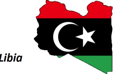 Libia geografia